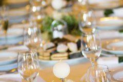 Esküvői díszterítés Kisduna Étterem és Panzió Dunaharaszti 12